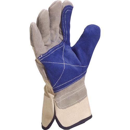 Premium Cowhide Split Leather Rigger Glove
