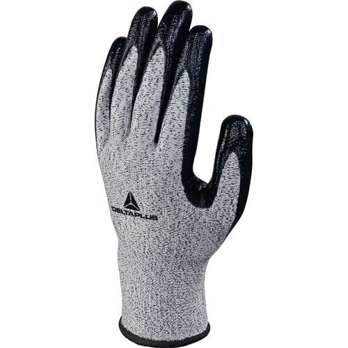 Pack Of 3 Knitted Econocut Glove With Nitrile Coating Gauge 13 Size 11