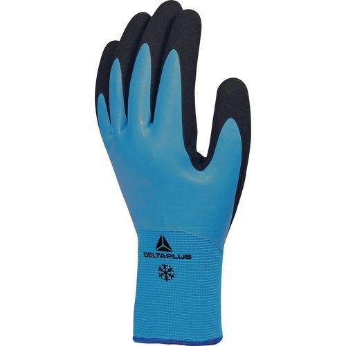Acrylic / Polyamid Glove With Full Latex Coating Size 9