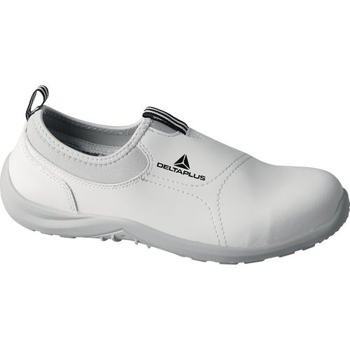 Slip On Shoe Microfibre Shoe Size 8
