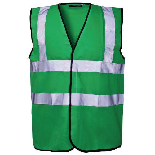 Hi Vis Vest Green 4Xlarge