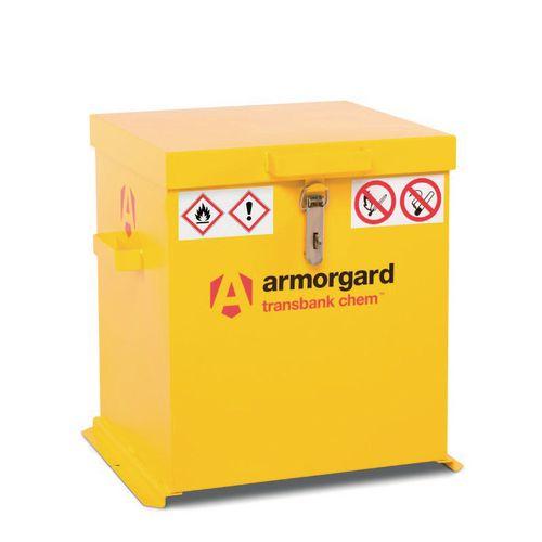 Chemical Storage Chest 35L 520x480x520mm