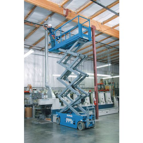 Self Propelled Scissor Lift 6.40M Working Height