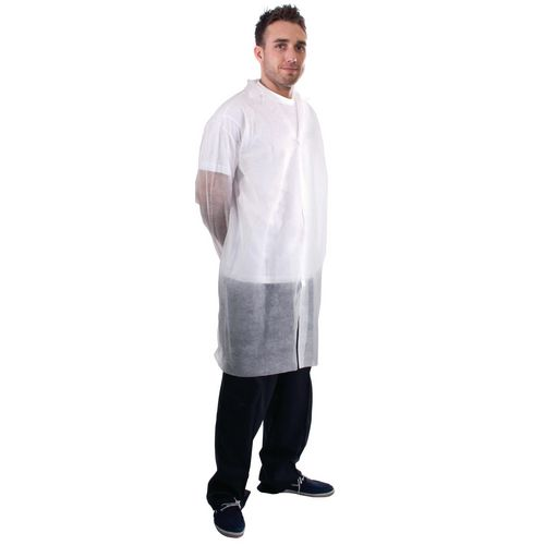 Non Woven Coats Pack Of 50 Xx Large