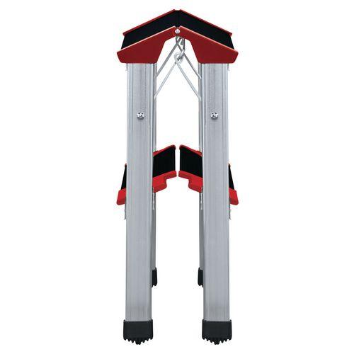 Aluminium Folding Step Extra Large 2 Step