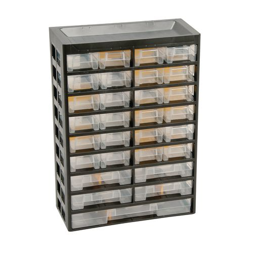 29-Drawer Basic Cabinet 35X305X135 Pk Of 2