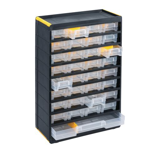33-Drawer Professional Cabinet 480X300X135 Pk Of 2