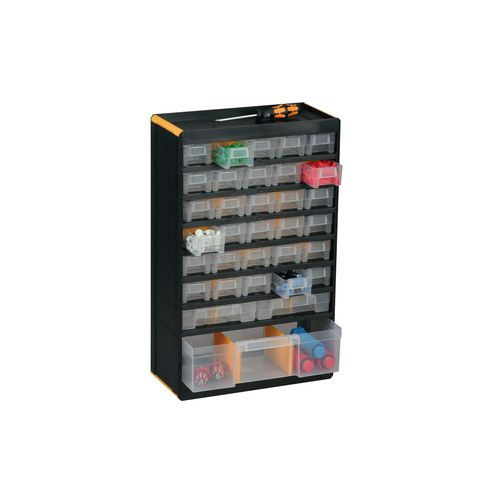 33-Drawer Professional Plus Cabinet 480X300X165 Pk Of 2