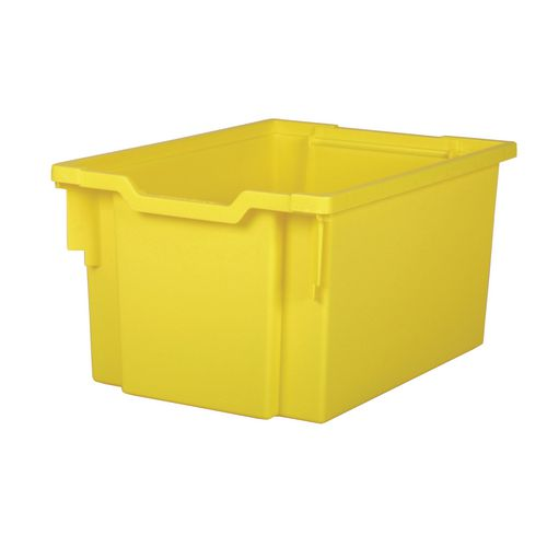 Extra Deep Tray Yellow 225(H)x312(W)x430(D)