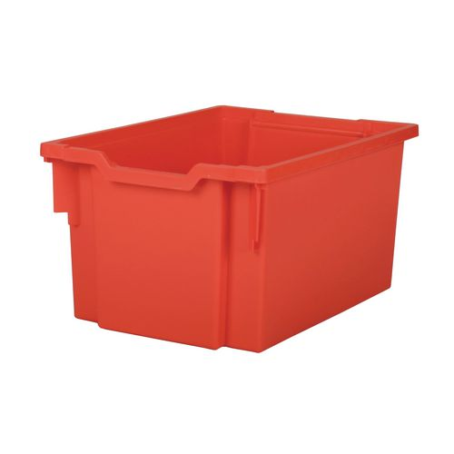 Extra Deep Tray Red 225(H)x312(W)x430(D)