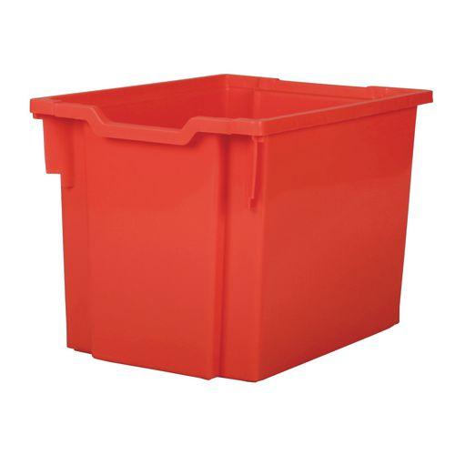 Jumbo Tray Red 300(H)x312(W)x430(D)