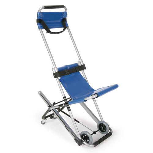 Saver Safe Evacuation Chair Blue Lightweight Max 180kg Ref 405661