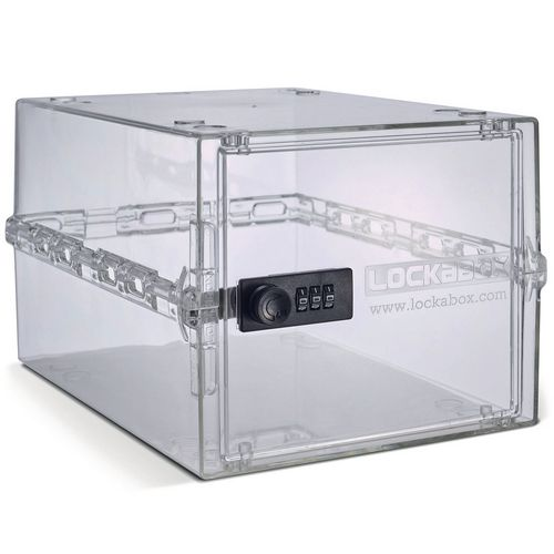 Lockabox Classic Clear