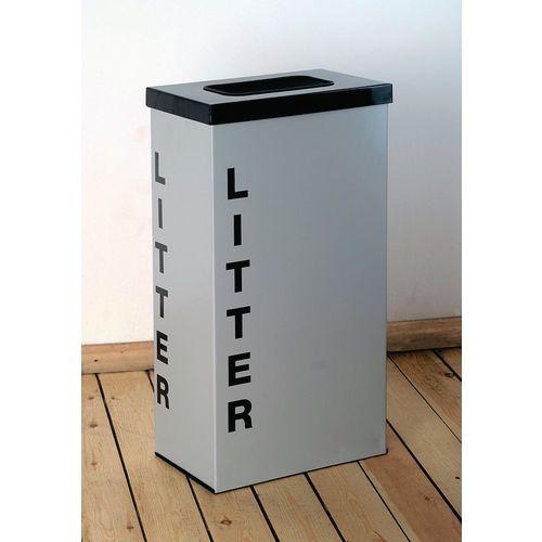 Greenline Recycling Bin for Litter
