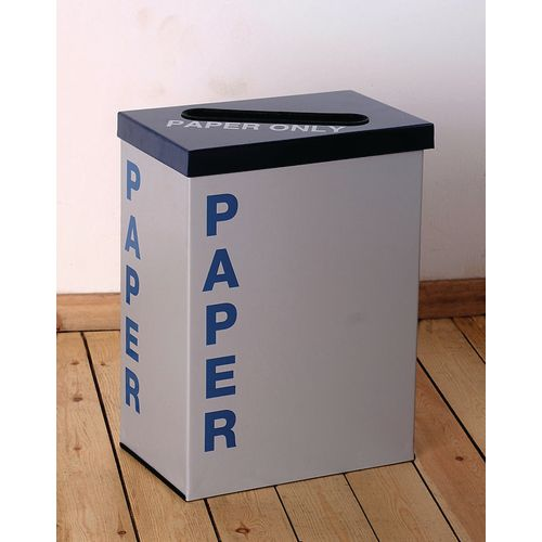 Greenline Recycling Bin for Paper