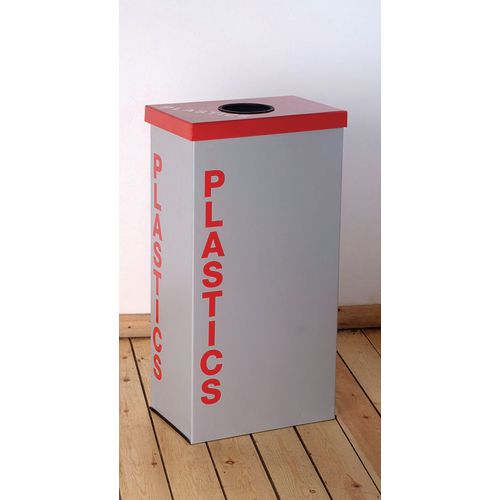 Greenline Recycling Bin for Plastics