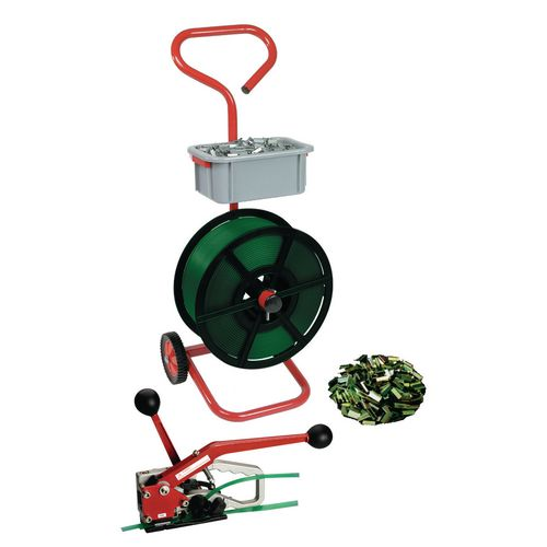 Extruded Polyester Mobile Starter Combination Kit 16mm Strap