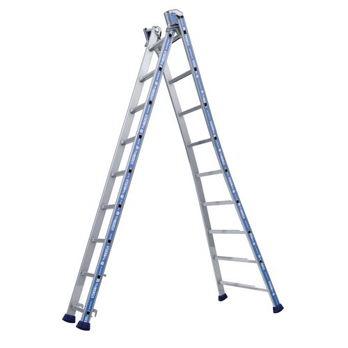 Platinium 300 Combination Ladder 2X9