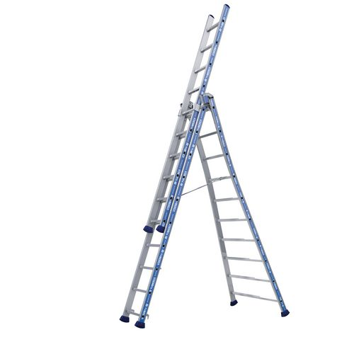 Platinium 300 Combination Ladder 3X10