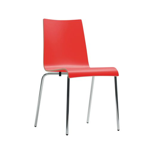 Michigan Chair Red V1700-Rd