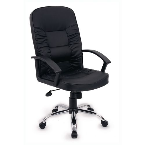 Lunar Bonded Leather Executive Chair