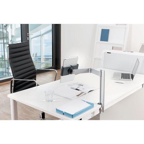 Durable Tablet Holder Table Clamp Aluminium