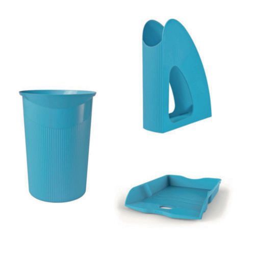 Blue Shatter Resistant Desktop Kit