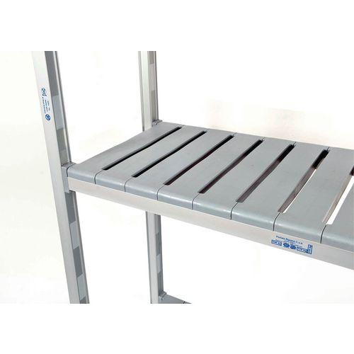Extra Shelf For Aluminium Shelving Bays 450x1450