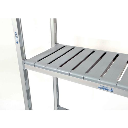 Extra Shelf For Aluminium Shelving Bays 600x850