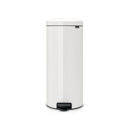 Brabantia New Icon 30 Litre Pedal Bin White
