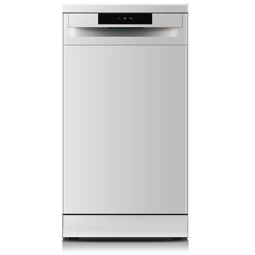 45Cm Slimline 10 Place Dishwasher White