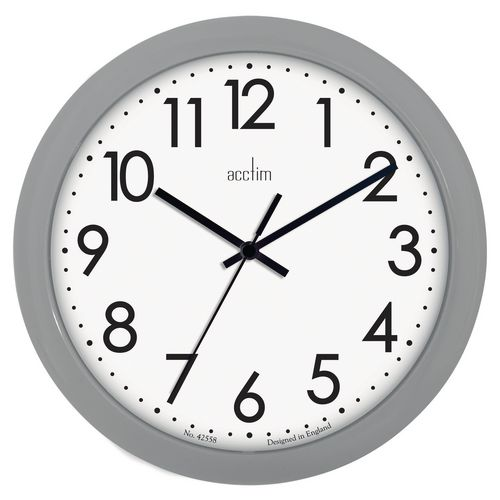 Abingdon 255mm Wall Clock