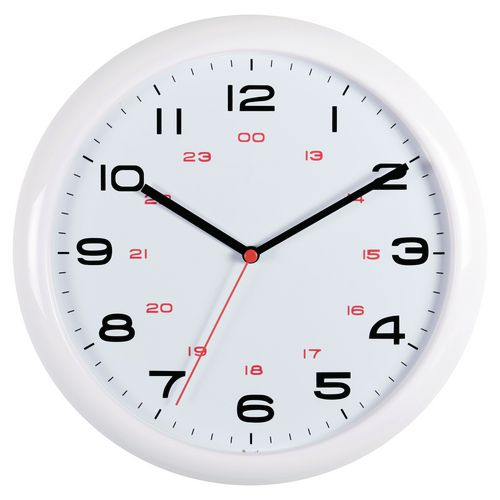 Aylesbury 24Hr Dial Wall Clock