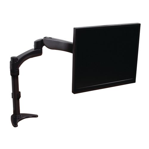 Full Motion Double Arm Screen Desk Mount
