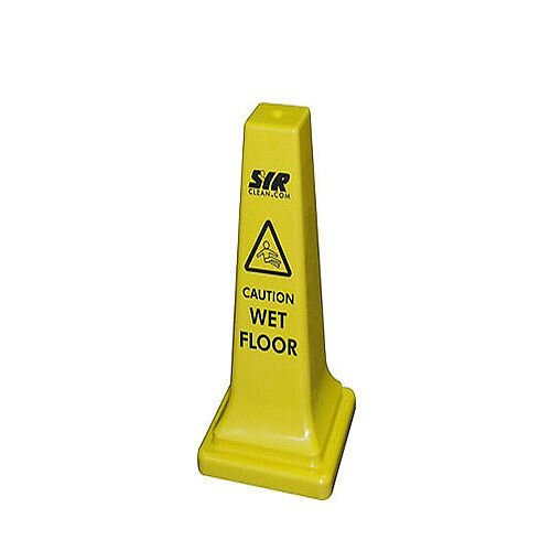 SYR Floor Sign Caution Wet Floor 21 Inches 992387 js05079