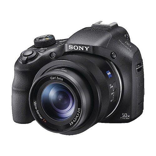 Sony Black DSC-HX400V Bridge Digital Camera DSCHX400VB.CEH