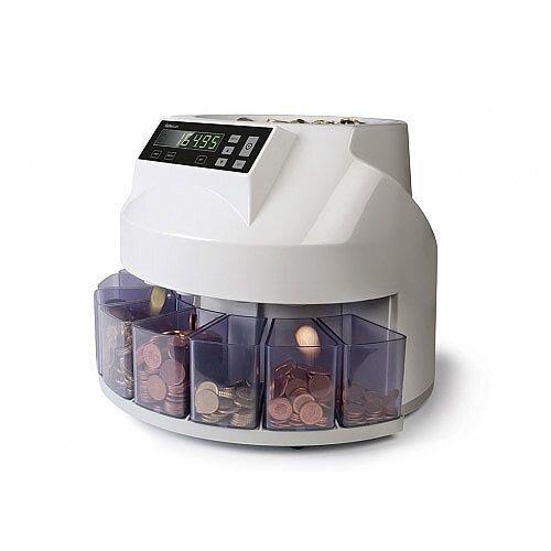 Safescan 1250 Coin Counter &Sorter