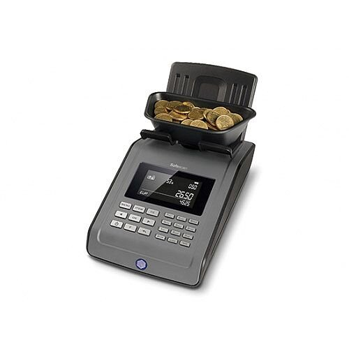 Safescan 6185 Black Money Counting Scale