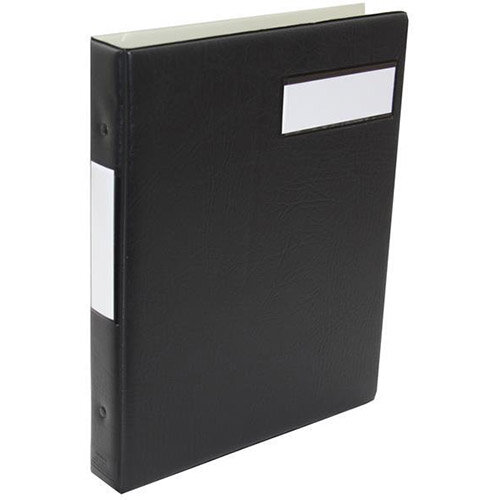 Twinlock V4 Variform Binder Multiring 297x210mm Black Pack of 6 Ref 75150 T75150