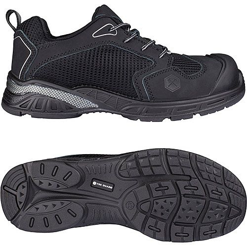 Toe Guard Runner S1P Size 43/Size 9 Safety Shoes