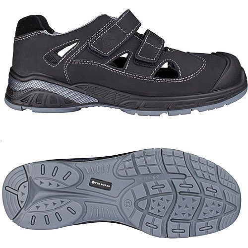 Toe Guard Rush S1P Size 38/Size 5 Safety Shoes