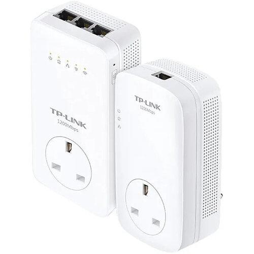 TP-Link AV1300 GB Powerline ac WiFi Kit TL-WPA8630P KIT V2