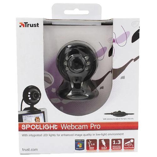 Trust Spotlight Webcam Pro Black 16428