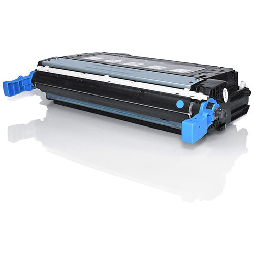 Compatible HP CB401A Cyan 7500 Page Yield Laser Toner Cartridge