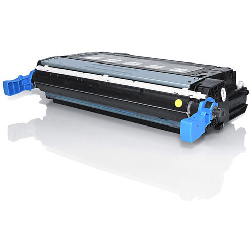 Compatible HP CB402A Yellow 7500 Page Yield Laser Toner Cartridge