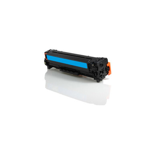 Compatible HP CC531A 304A / Canon 718 Cyan 2800 Page Yield Laser Toner Cartridge