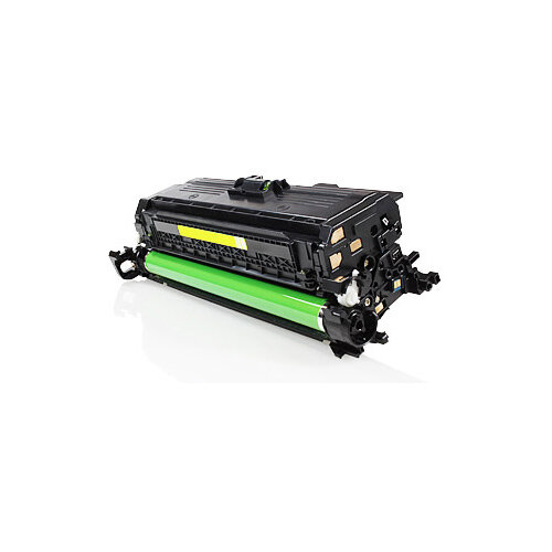Compatible HP CE262A 648A Yellow 11000 Page Yield Laser Toner Cartridge
