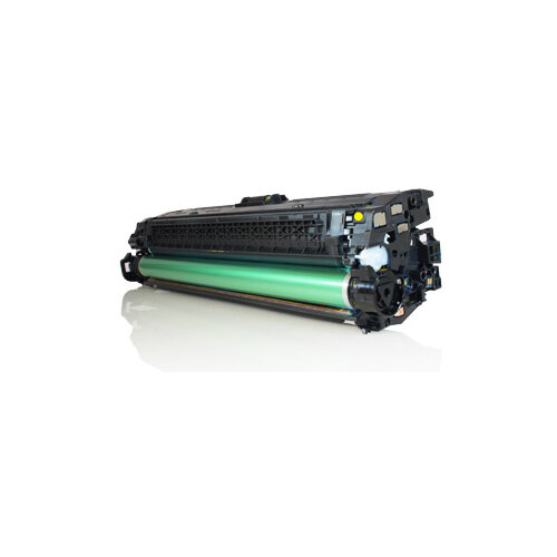 Compatible HP CE272A 650A Yellow 15000 Page Yield Laser Toner Cartridge