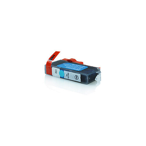 Compatible Canon 2934B001 CLI521C Cyan 9ml Page Yield Ink Cartridge