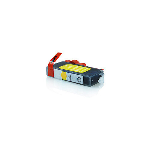 Compatible Canon 4543B001 CLI-526Y Yellow 9ml Page Yield Ink Cartridge